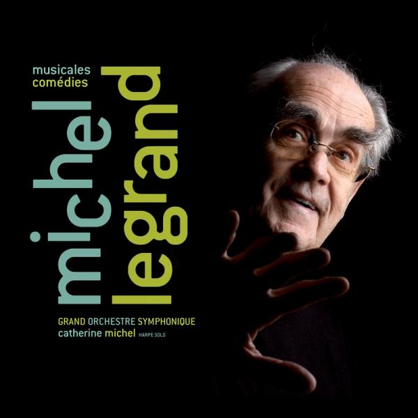 Michel Legrand - Improvisation les Parapluies de Cherbourg dans Michel Legrand cd-michel-legrand