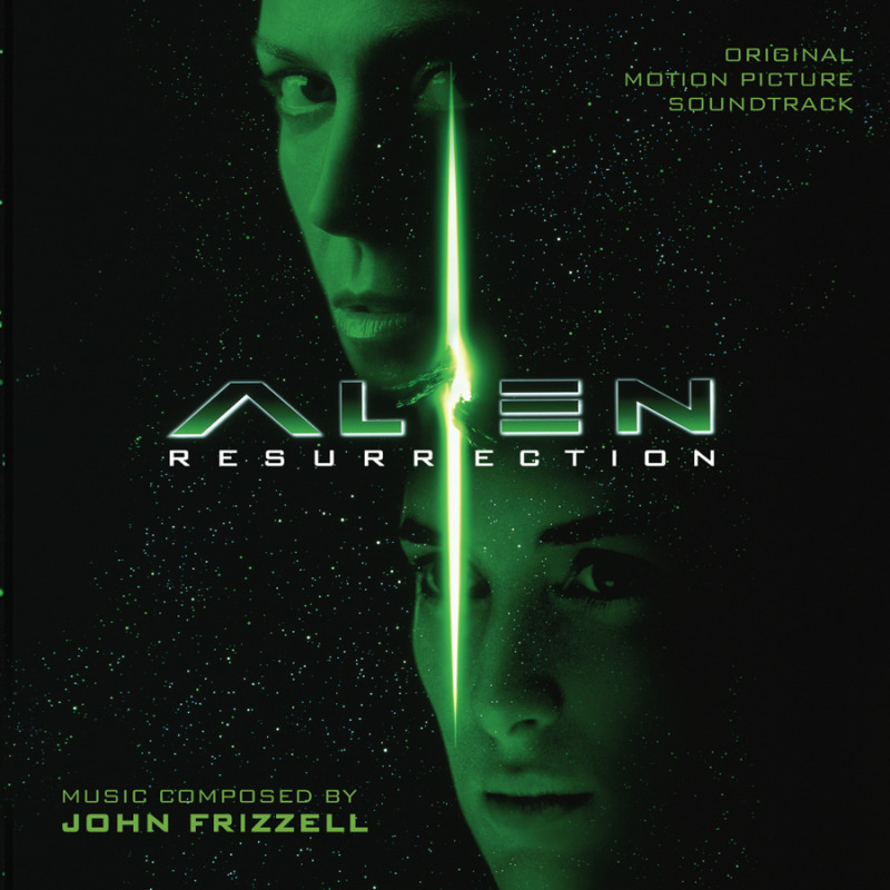 Alien resurrection john frizzell