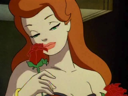 Ivy et sa rose