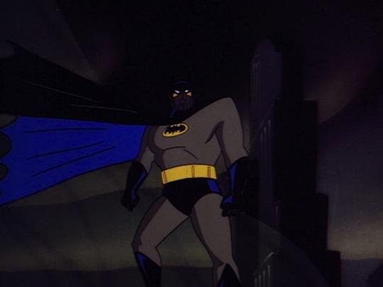 Batman veille au grain