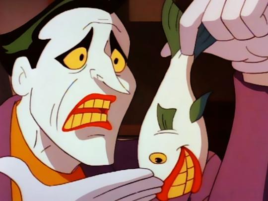 Le Joker revendique sa paternité