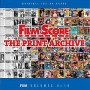 Film Score Monthly : The Print Archive