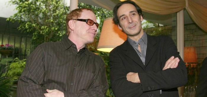 Danny Elfman & Alexandre Desplat