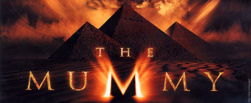 The Mummy (Jerry Goldsmith) La Malédiction en Egypte