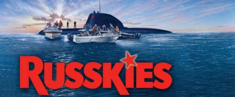 Russkies (James Newton Howard) Nostalgie eighties