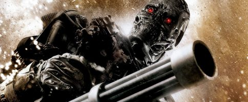 Terminator: Salvation Banner
