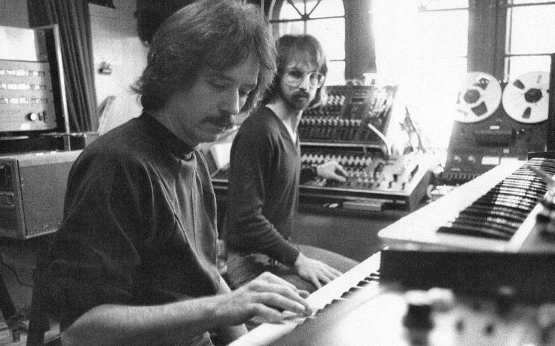 John Carpenter & Alan Howarth