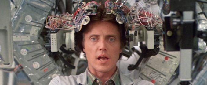 Christopher Walken dans Brainstorm