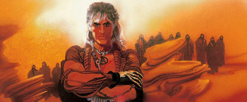 Star Trek II: The Wrath Of Khan Banner
