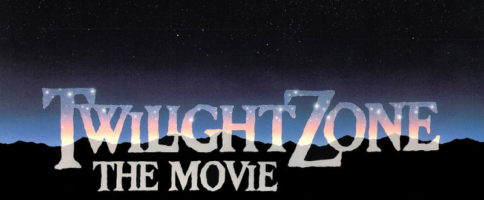 Twilight Zone: The Movie Banner