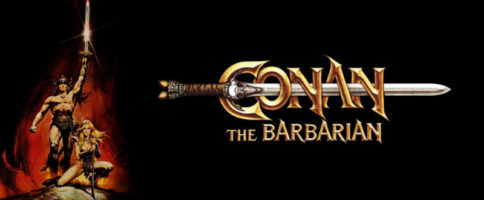 Conan The Barbarian Banner