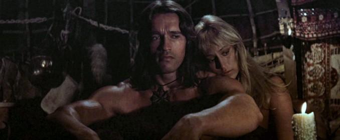 Conan et Valeria