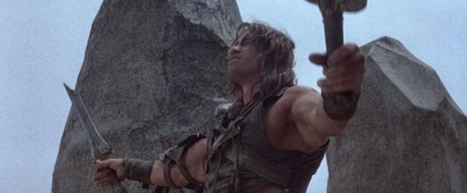 Conan victorieux