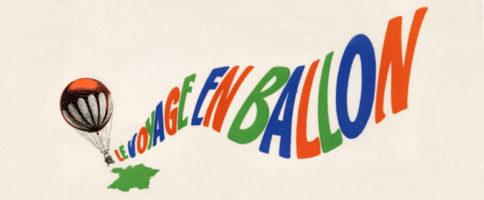Le Voyage en Ballon Banner