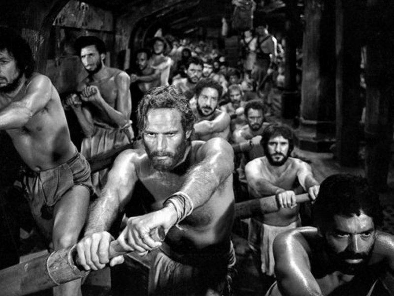 Charlton Heston dans Ben-Hur (1959)