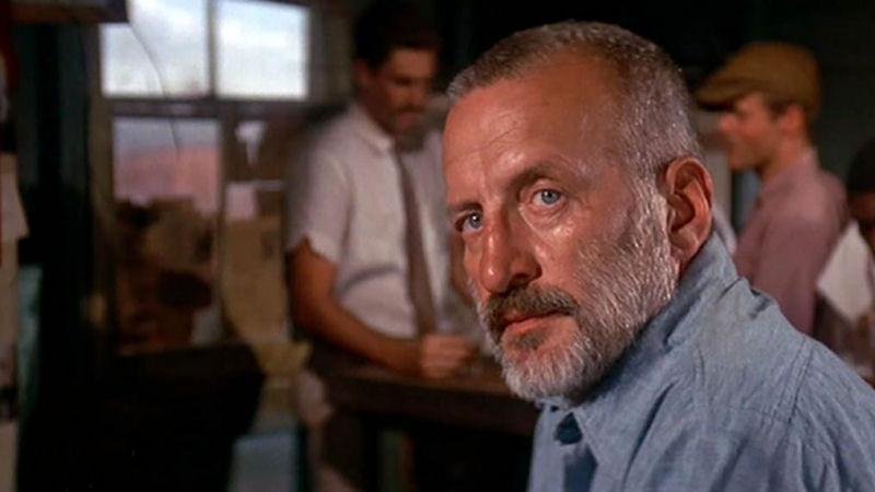 George C. Scott dans Islands In The Stream