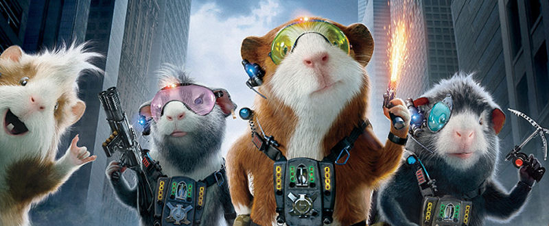 G-Force (Trevor Rabin) Quand les Hamsters Attaquent