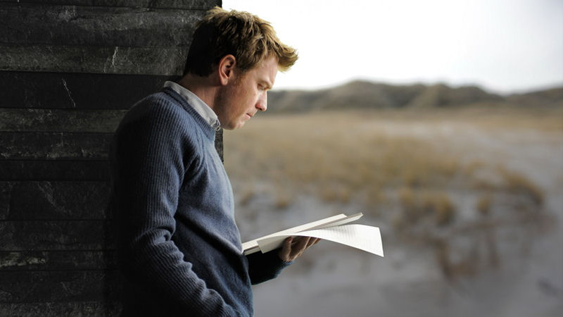 Ewan McGregor dans The Ghost Writer