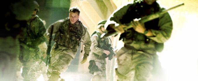 Matt Damon dans Green Zone