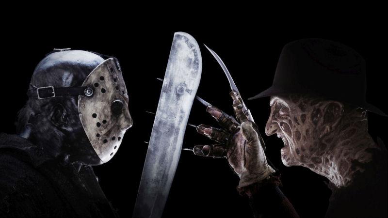 Jason/Freddy, l'amour à mort