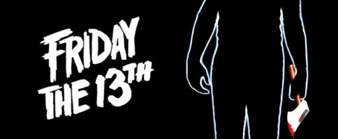 Friday The 13th - Parts 1-5 Banner