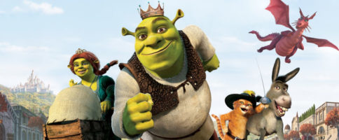 Shrek The Third Banner