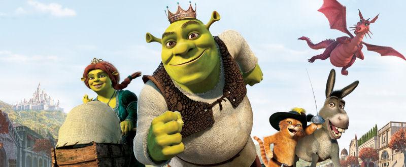 Shrek The Third (Harry Gregson-Williams) Il était une fois de plus...