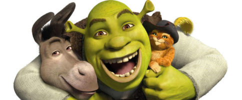 Shrek Forever After Banner