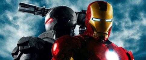 Iron Man 2 Banner