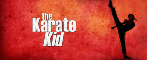 The Karate Kid Banner