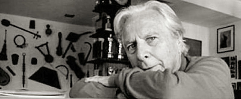 Portrait de Maurice Jarre Pompe et dissonances