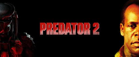 Predator 2 Banner