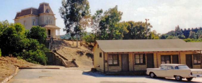 Le Bates Motel en 1990