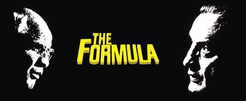 The Formula (Bill Conti) Cuisine (et dépendances)