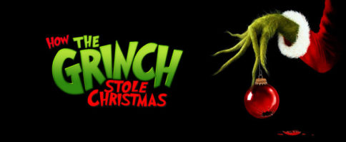 How The Grinch Stole Christmas Banner