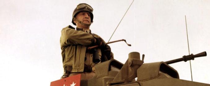 George C. Scott est Patton