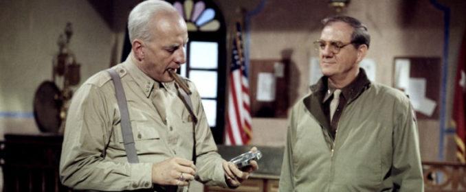 George C. Scott & Karl Malden
