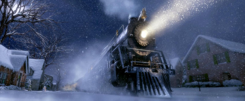 The Polar Express (Alan Silvestri) Runaway Train