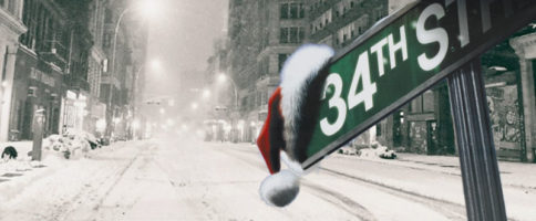 Miracle On 34th Street Banner