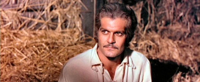 Omar Shariff dans The Last Valley