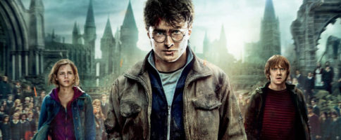 Harry Potter & The Deathly Hallows - Part 2 Banner