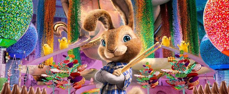 Hop (Christopher Lennertz) Le chaud lapin