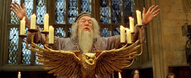 Nouveau Hogwarts, nouveau Dumbledore