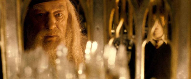 Dumbledore face à la Force du Destin