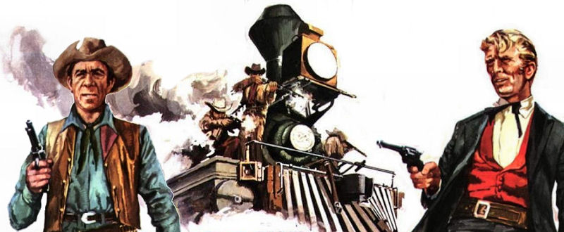 Last Train From Gun Hill (Dimitri Tiomkin) Ceux qui aiment Tiomkin prendront le train