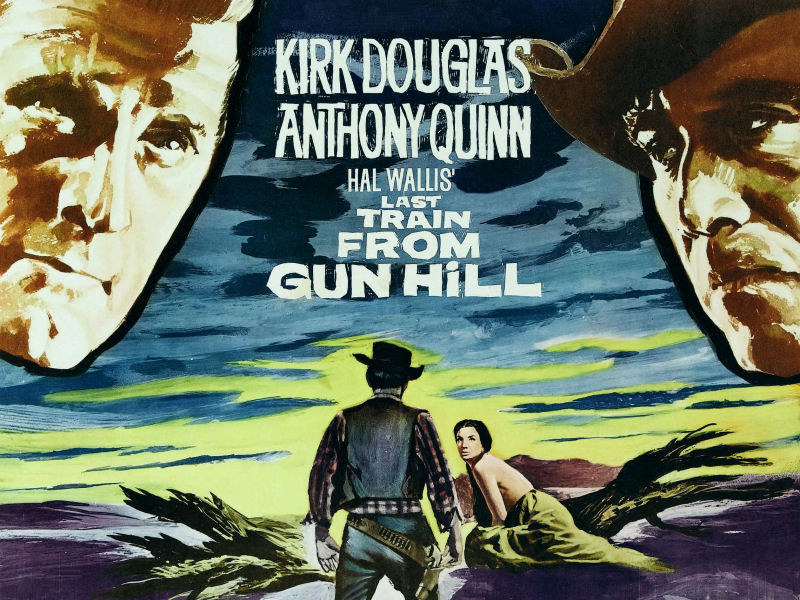 Last Train From Gun Hill