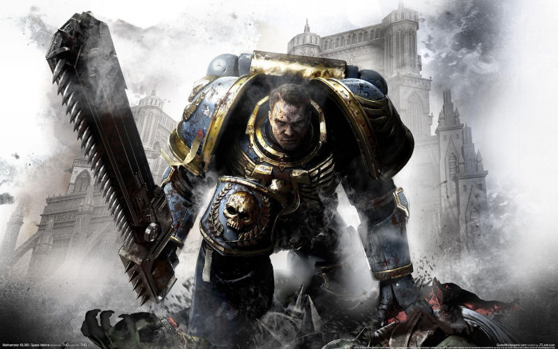 Warhammer 40.000: Space Marine