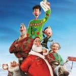 Arthur Christmas (Harry Gregson-Williams) Père Noël et fils