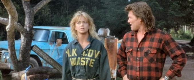 Goldie Hawn & Kurt Russel