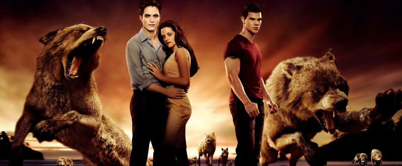The Twilight Saga: Breaking Dawn (Part 1) (Carter Burwell) Mélodrame Automnal